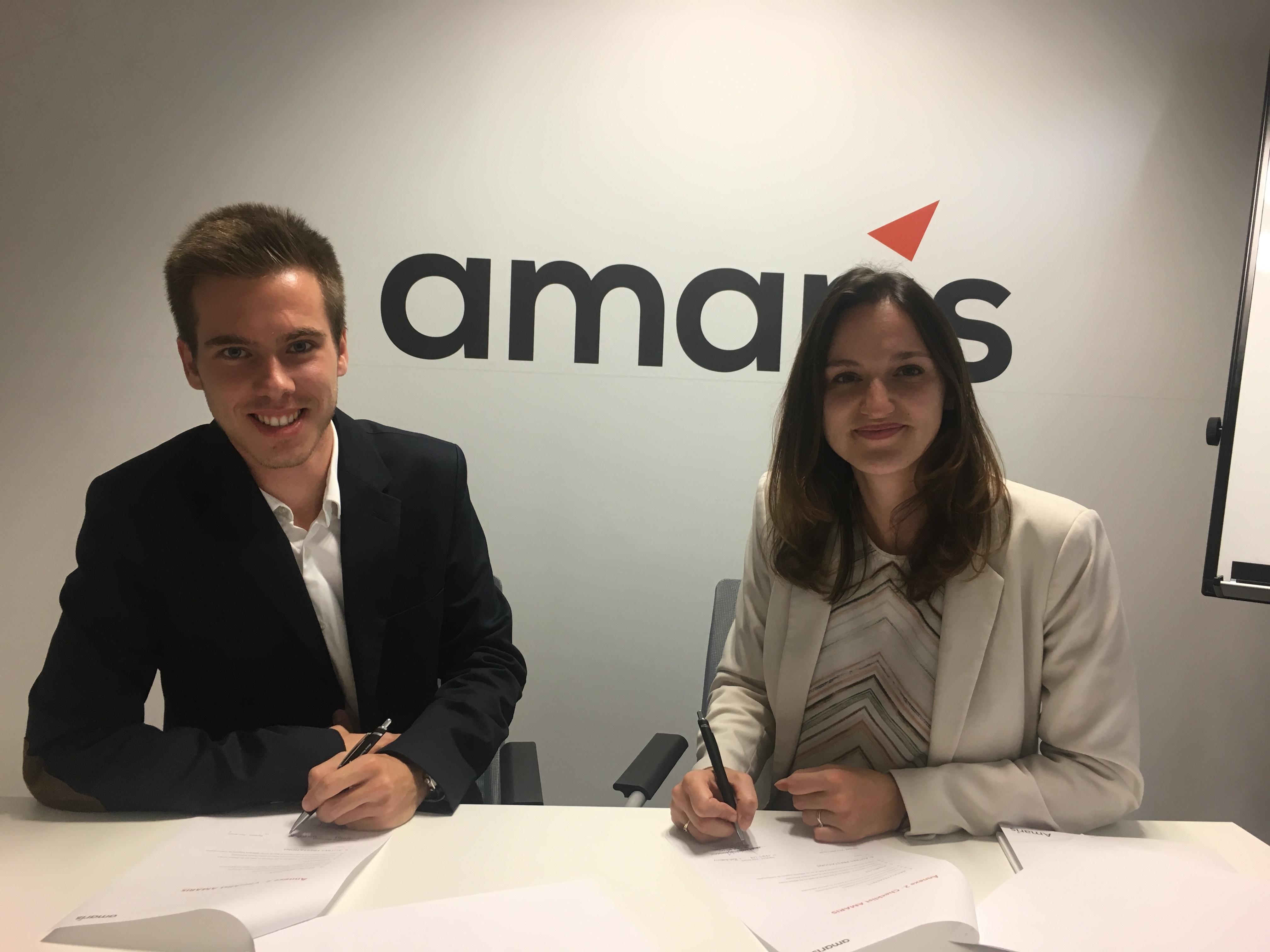 AMS Conseil a reconduit ses partenariats avec le cabinet de conseil Amaris et l'agence Talence Innovation Sud Développement