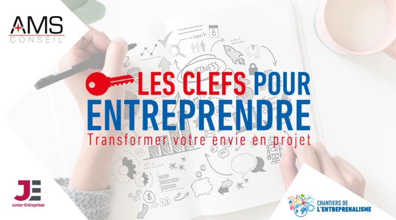 Les Clefs Pour Entreprendre 2019
